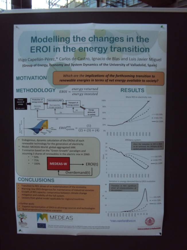 Figure 18. The poster presented by UVA