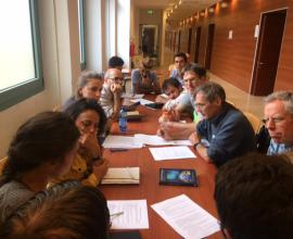 Chronicle of the MEDEAS workshop in Club of Rome Summer Academy in Florence (September 9, 2017)