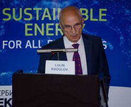 Lyulin Radulov from BSERC