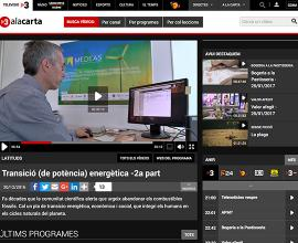 "Catalan TV3 program ""Latituds"""
