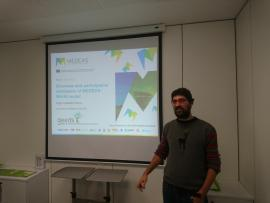MEDEAS at the IV Course of Ecological Economics in Bilbao