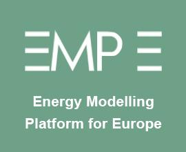 Logo Energy Modelling Platform for Europe