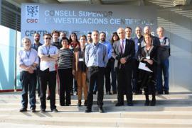 MEDEAS WP leaders meeting, Barcelona